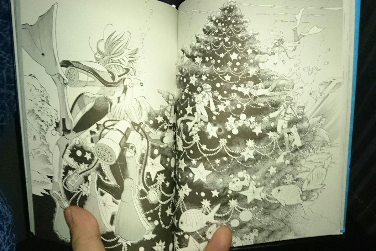 海中クリスマスツリー行きたい!でもIOPは今年からモミノキじゃなくて人工オブジェになったらしい残念・・・ #あまんちゅ