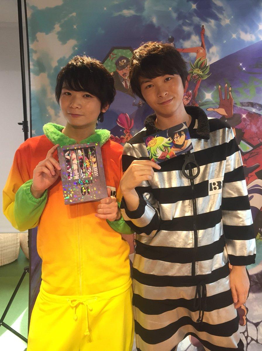 「ナンバカ」BD・DVD1巻お渡し会にご来場頂いた皆様、ありがとうございました!トークショーで話題に上がった第1話アフレ