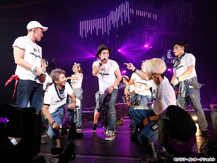 TEAM H PARTY2016