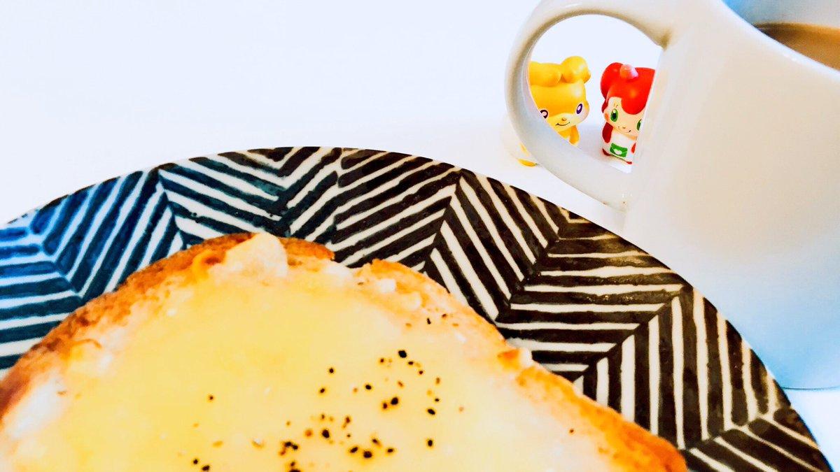 モグタンとミシルの朝食物語。#cocotama #ここたび #モグタン #ミシル