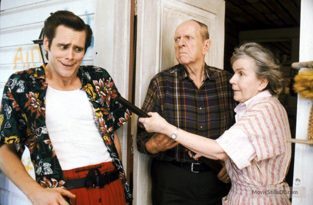 Alice Drummond, 'Ghostbusters' librarian and Ray Finkle's mom in 'Ace Ventura,' dies at 88 https://t.co/xEoHFkaUO9 https://t.co/pqv1zIo2WR