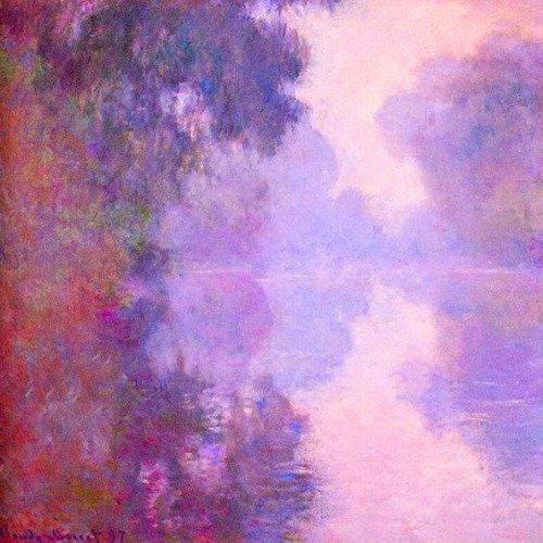 KING JAMES HRMH   Claude Monet. Misty Morning on the Seine (... https://t.co/w8AHDUfQwN   https://t.co/VFc0rXxKnP https://t.co/rmb1aZ8Jdq
