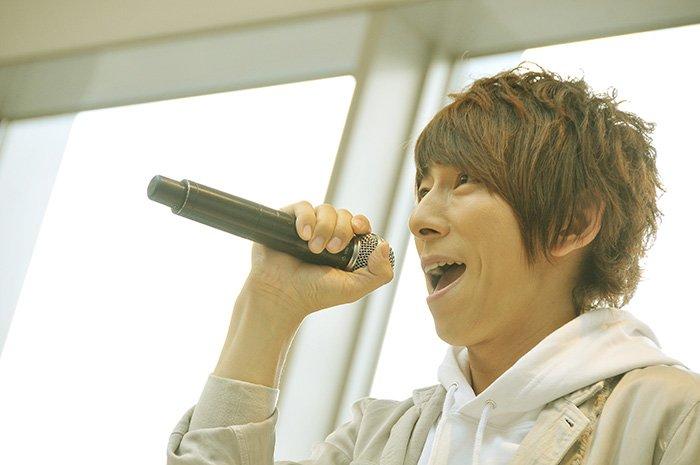 【PASH!+】『ユーリ!!! on ICE』ED発売記念 羽多野渉フリーライブレポート『You Only Live O