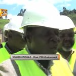 Murang'a residents warn of adverse environmental effects cause by the northern corridor water collector tunnel