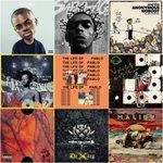 20 grandes discos de rap e hip hop lançados em 2016