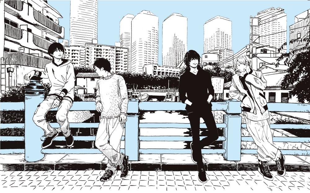 """BUMP OF CHICKEN、TVアニメ""""3月のライオン""""OPテーマ書き下ろしの新曲「アンサー」が12/21に配信リリ"""