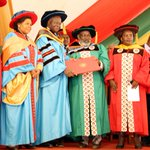 Kibaki feted for his efforts in environmental conservation