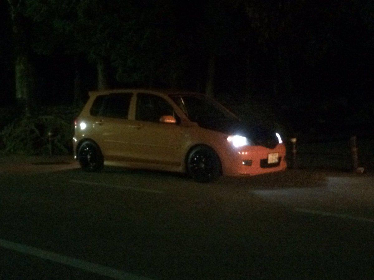 デミちゃんで奈良公園行ったノシ途中眠かったけどレッドブルーのお陰で復活したw