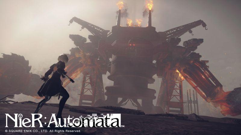 PS4®『NieR:Automata』体験版の近日配信が決定!PSXトレーラー(北米版)を公開!