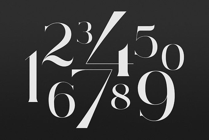"""It's Nice That @itsnicethat: Sawdust releases new typeface Quainton, a """"blend of Didone and Bauhaus"""" > https://t.co/CMSL1cPc8k https://t.co/P4VhFmwi9t"""