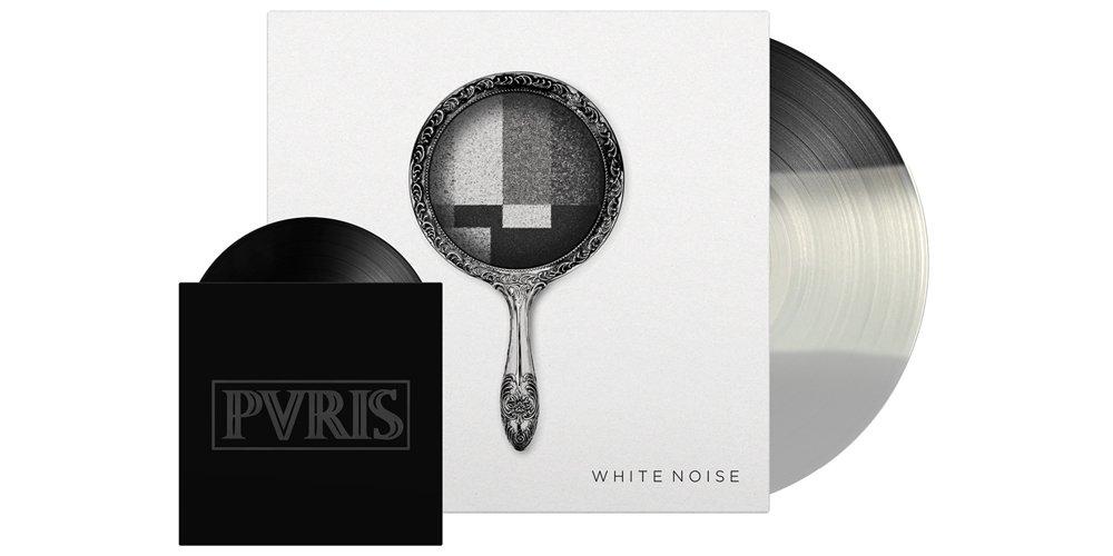 Saturday Night Music: PVRIS ltd Vinyl Exclusive - - > https://t.co/KMBy0ttWdC #pvris https://t.co/vIiyWuv2n7