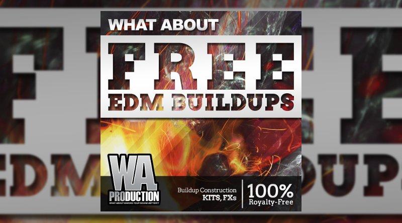 【更新】ドロップ前の盛り上がりを演出する無料サンプルパック『FREE EDM Buildups』 | MeloDeale