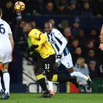 West Brom up to sixth after victory over Watford - Football