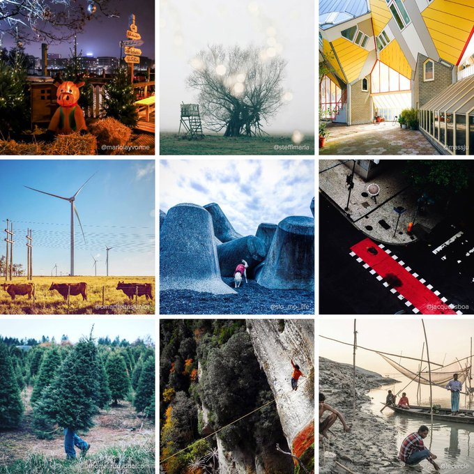 Instagram @instagram: The Week on Instagram | 263 https://t.co/H6QbpNFKNz https://t.co/swAXvmwZTc