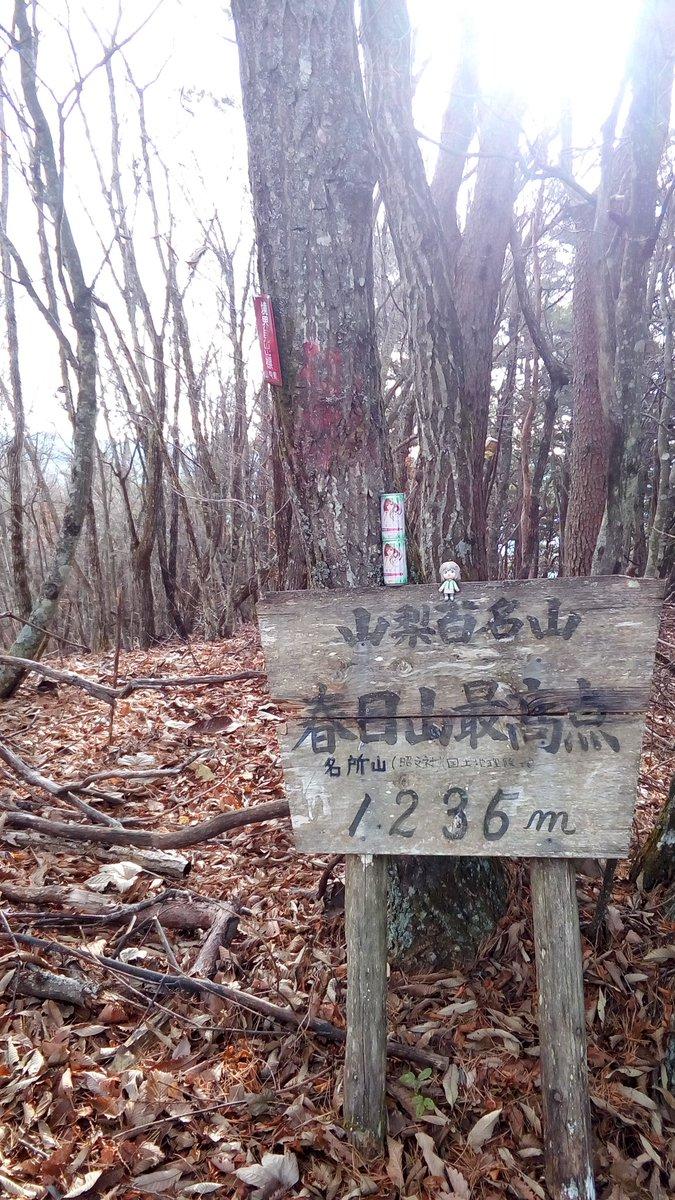 んで、こっちは、名所山聖水二段#聖水登山部#ヤマノススメ