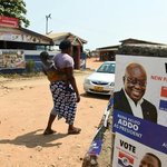 Rastas in Ghana preach peace ahead of presidential vote