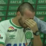 Chapocoense footballer who survived Brazil plane crash swapped seats at last minute when teammate asked