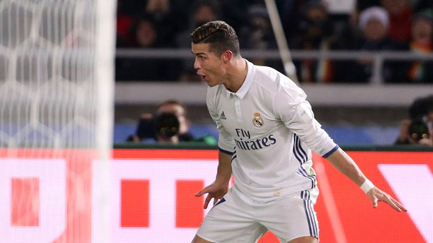 Ronaldo hat trick leads Real Madrid to Club World Cup title