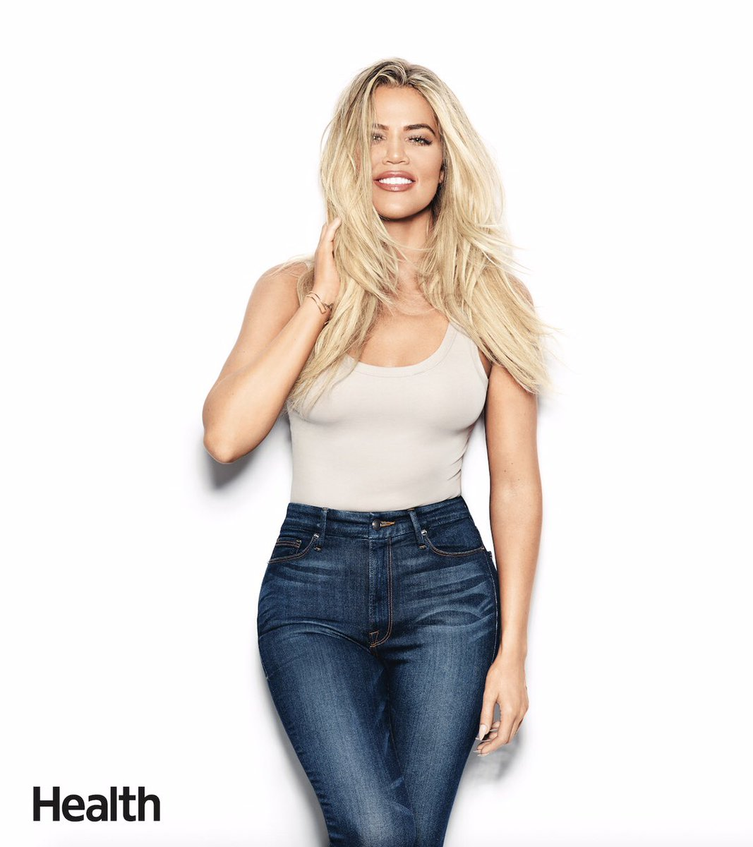 Happy and healthy in my @goodamerican denim for @healthmagazine ???? https://t.co/vsYiHZEODx