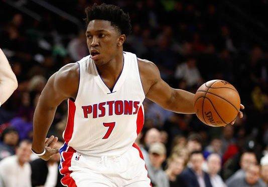 Stanley Johnson back in Pistons rotation