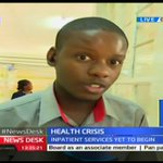 News Desk: Kenya Doctors' Union Representatives are set to resume negotiations with Government