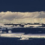 East Antarctic ice shelf melts more than expected