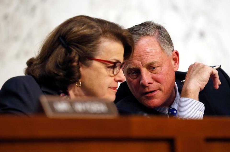 Sen Burr says Trump team may have to testify in Senate intelligence Russia investigation https://t.co/WoF61qJ44D https://t.co/NBiO6kmQl7