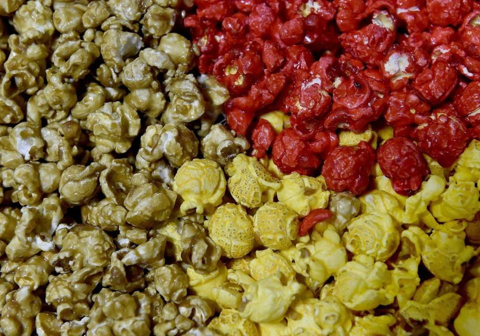 Two longtime Kansas City popcorn companies prosper each December