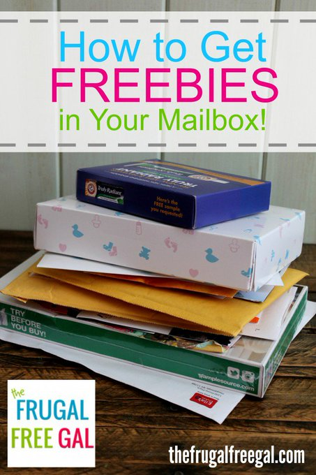 Get FREEBIES in Your Mailbox!----->> free freebie freestuff freesamples freesample