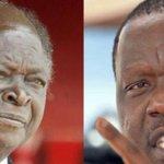 Kibaki Sends Strong Message to Matiang'i