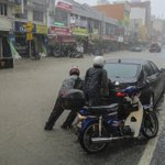 KL hamstrung by flash floods following heavy downpour