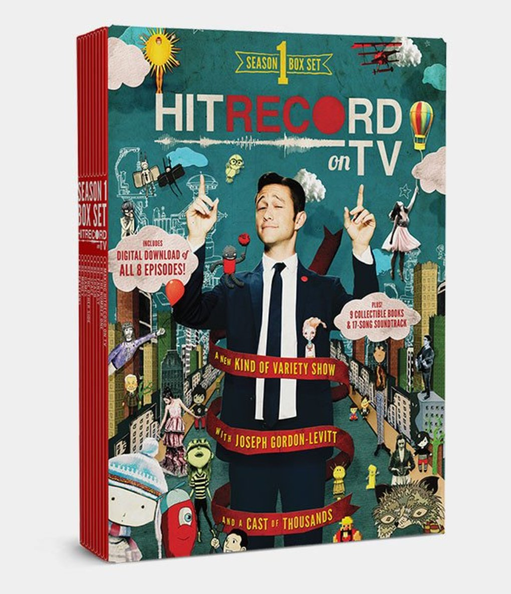 RT @hitRECord: If you don't have the box set of our TV show yet... https://t.co/gQK7RZZsaH #HITRECORDonTV https://t.co/4YYox8fnmb