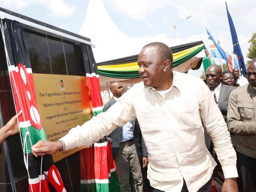 Uhuru endorses 'moderate' consumption of Busaa during Western tour