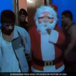 In This Country, Santa Claus Caught 4 Drug Traffickers. Video Goes Viral.