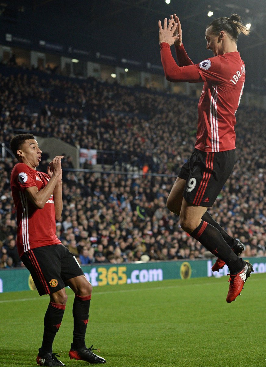 Image result for jesse lingard ibrahimovic