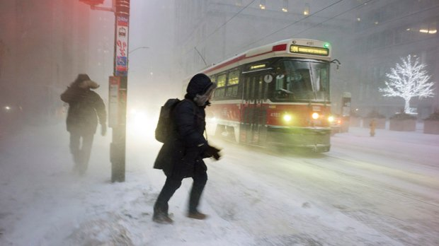 Polar vortex 'going home for Christmas' but wicked weather still wreaking havoc this weekend
