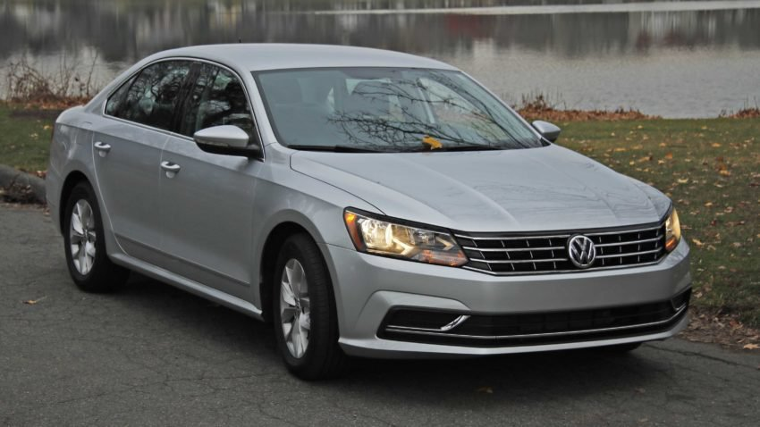 review 2016 vw passat s has style without the extras. Black Bedroom Furniture Sets. Home Design Ideas