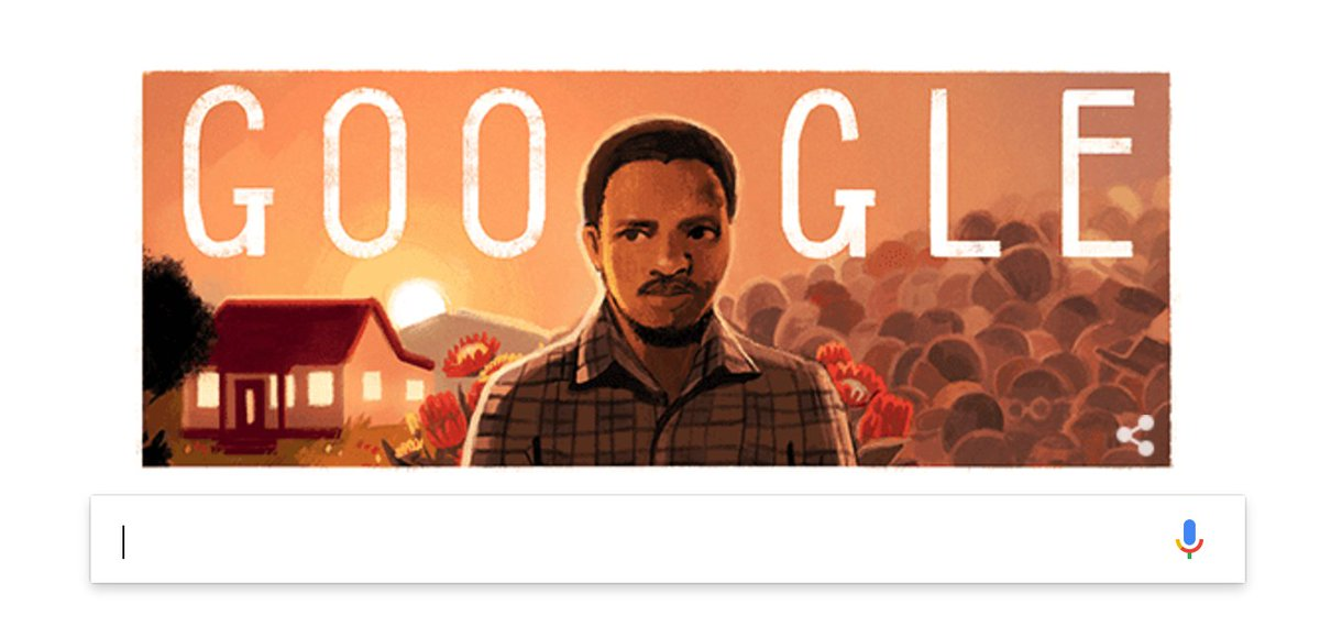 Explore the life and work of Steve Biko https://t.co/3X19ZYLyJK via @googlearts #stevebiko https://t.co/hibKHsJT0Y