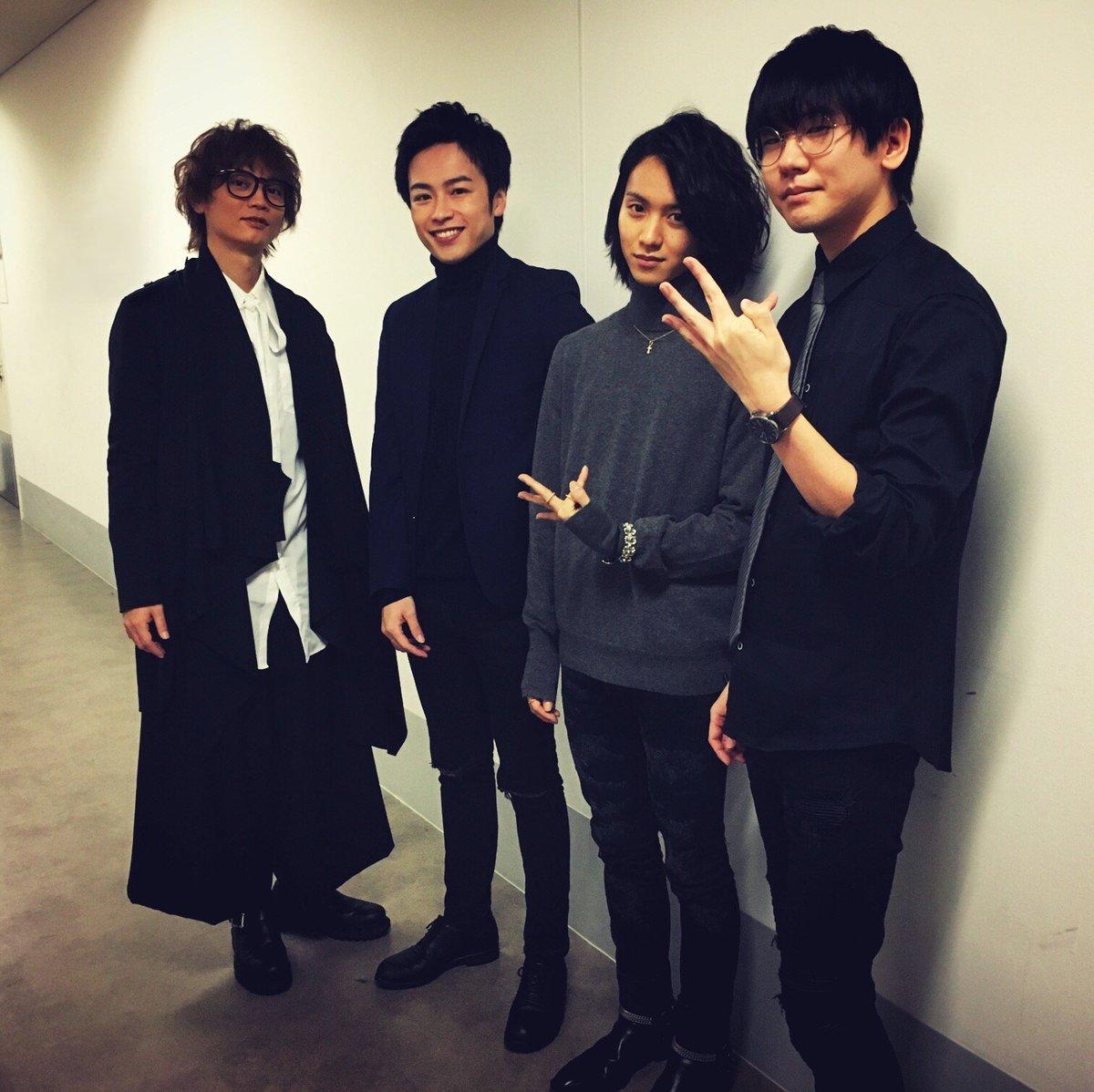 ジャンプフェスタ 東京喰種ステージありがとうございましたー!!浅沼さん、そして舞台キャストのお二人と登壇しましたよー!も