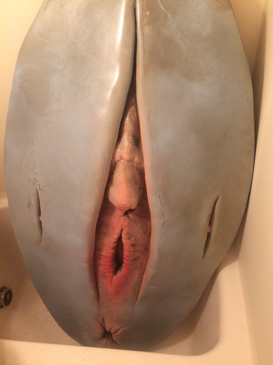 遂に…成し遂げたぜ…_人人人人人人人人人人人_> 原寸大のクジラの膣 < ̄Y^Y^Y^Y^Y^Y^Y^Y^Y^Y ̄