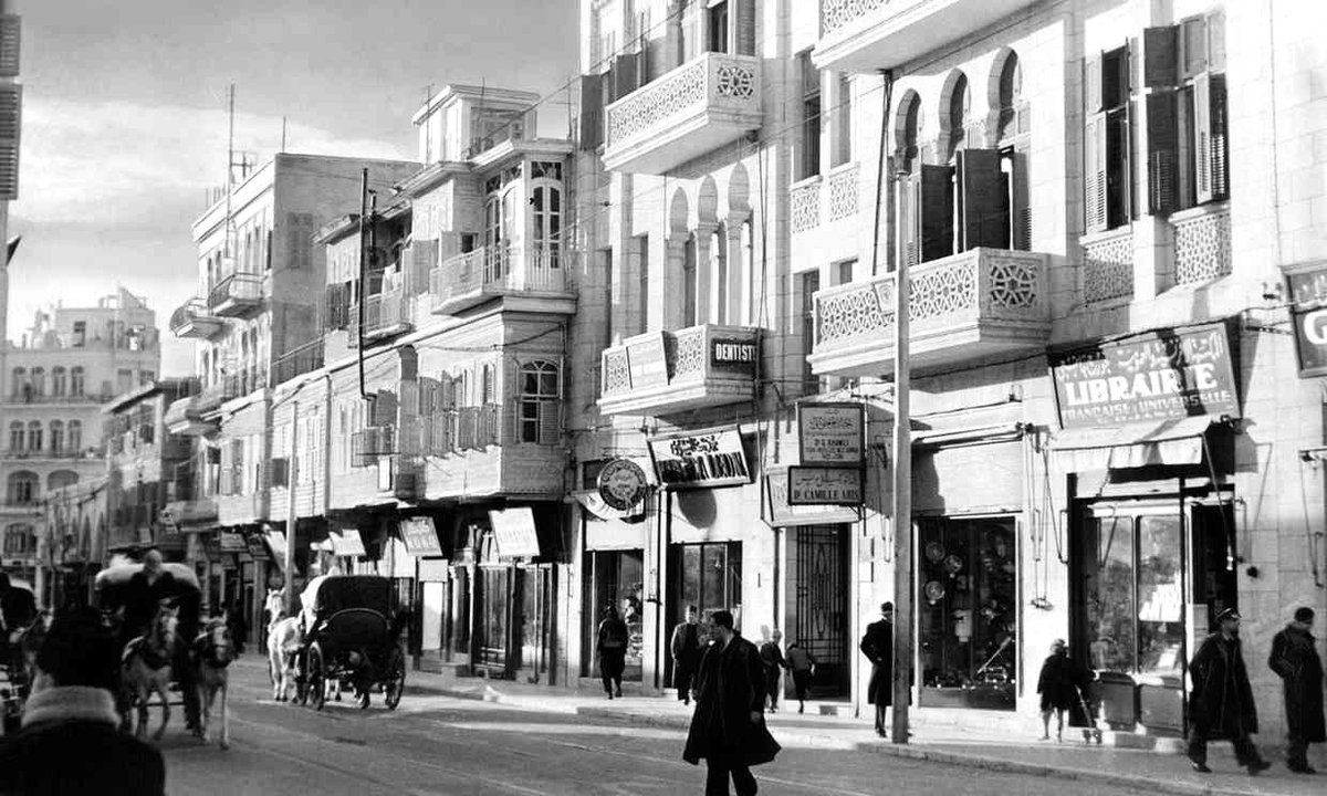 #French Colonial Aleppo, Syria doesn't look so bad, does it?  (circa 1939) https://t.co/7GzOPBYOq9 #WhenTheyRuledItWasBetter