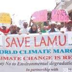 Lamu Coal Plant is untenable, commit to renewable energy