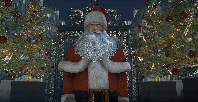 #Hitman returns to Paris next week with free holiday content that supports a great cause.  https://t.co/KvaeJaBk70 https://t.co/Mw1PhaWjMN