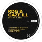"[JUST IN] RDG & GAZE ILL - Keepin It Real (12"") ダブステップのリ"