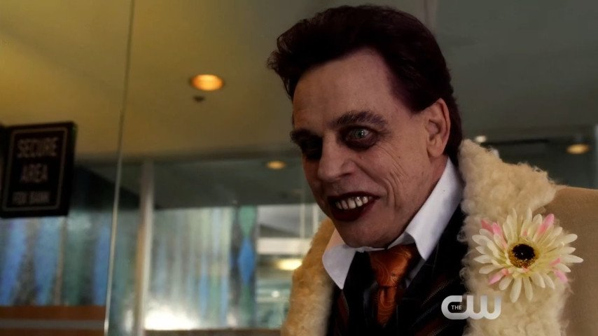 「The Flash / フラッシュ シーズン3」 - マーク・ハミル演じるアース3のトリックスターVSジェイ・ギャリッ
