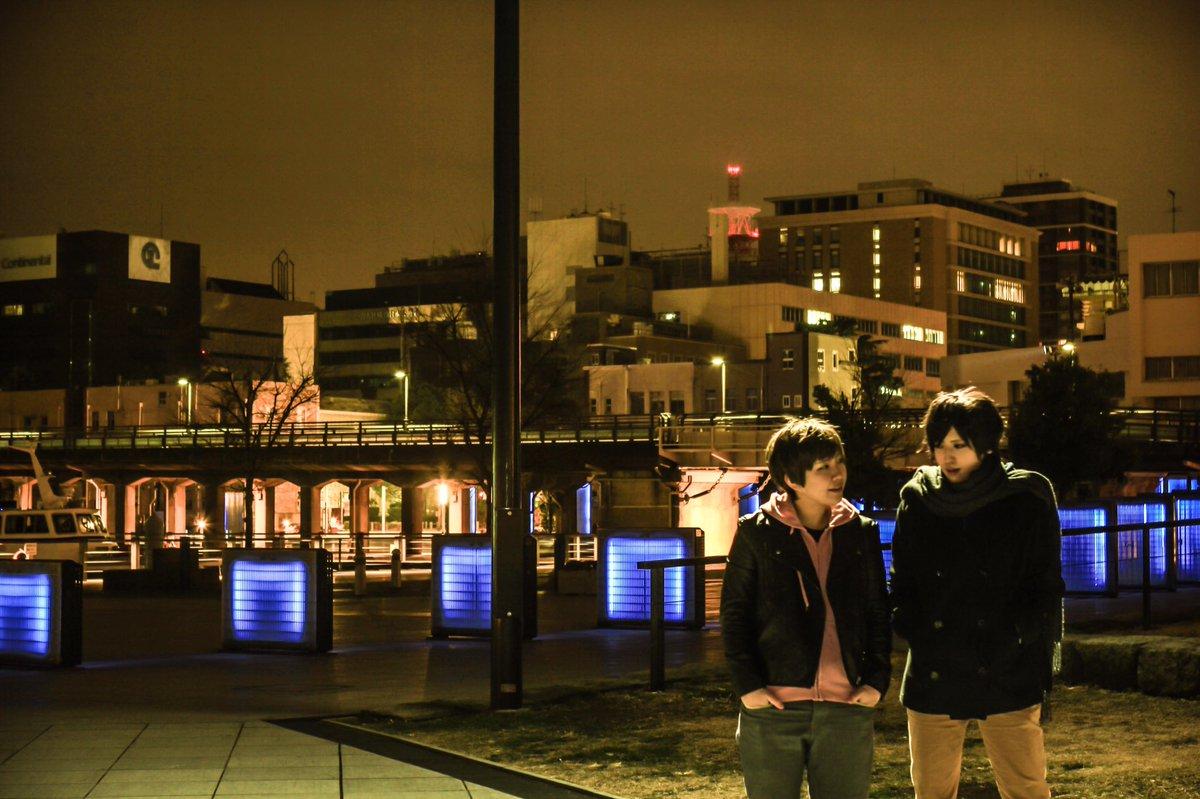 【2月〜3月前半】・夜景ポトレ(寒くてほぼ写真ないw・デビルズライン・オリジナル高校生・青春×機関銃ご覧の通り、全て黒