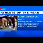 KTNPrime: Olympic marathon gold medalist Jemimah Sumgong has been nominated for Athletee of the year