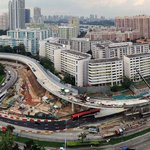 Braddell Flyover's completion delayed again