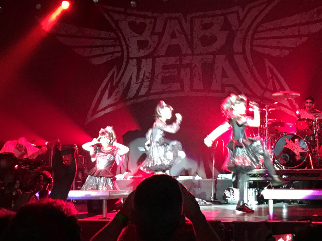 【レッチリ】RED HOT CHILI PEPPERS UK TOUR w/ Special Guests BABYMETAL【RHCP】★1 [無断転載禁止]©2ch.netYouTube動画>24本 ->画像>388枚