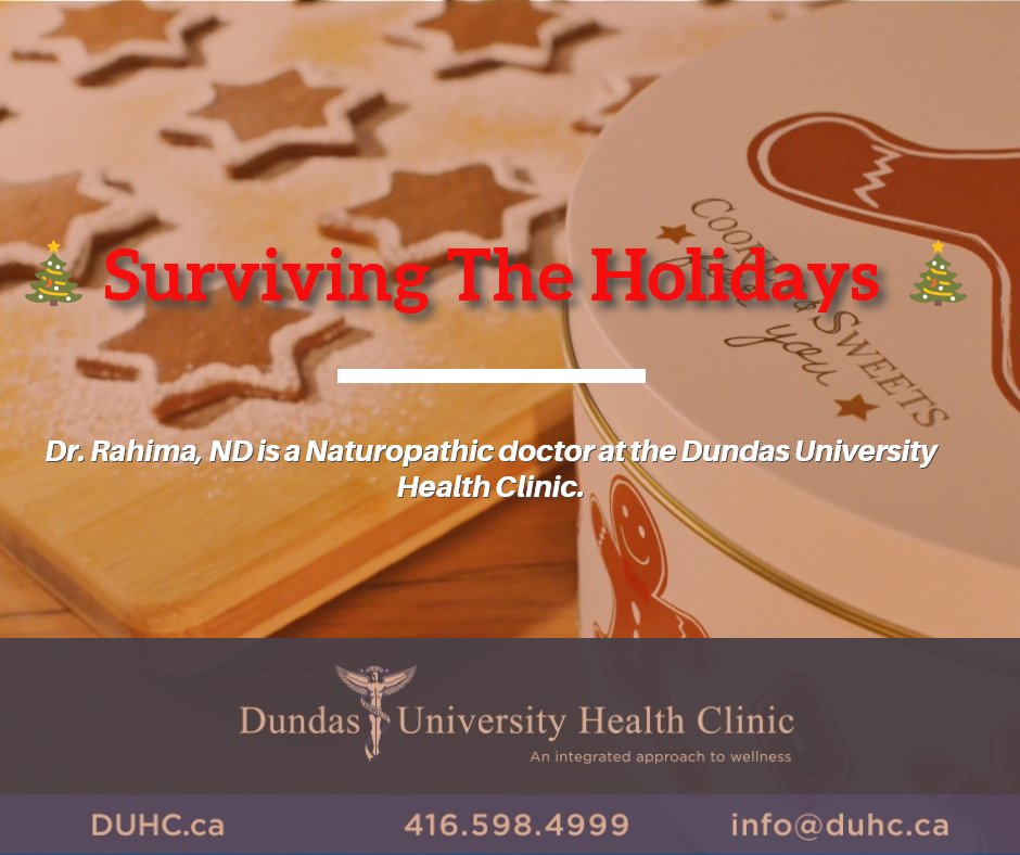 test Twitter Media - Check out Dr. Rahima Hirji's top 9 Tips for surviving the holiday temptations here https://t.co/T9E0Rx1lHW ! https://t.co/b1L6anDY4F